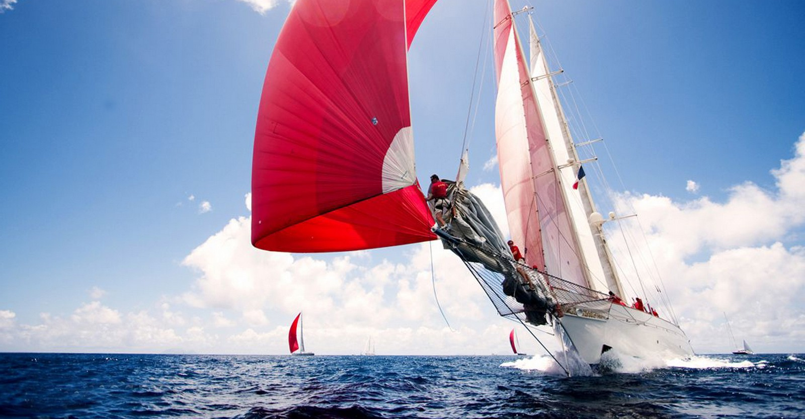 sailing yacht for sale master