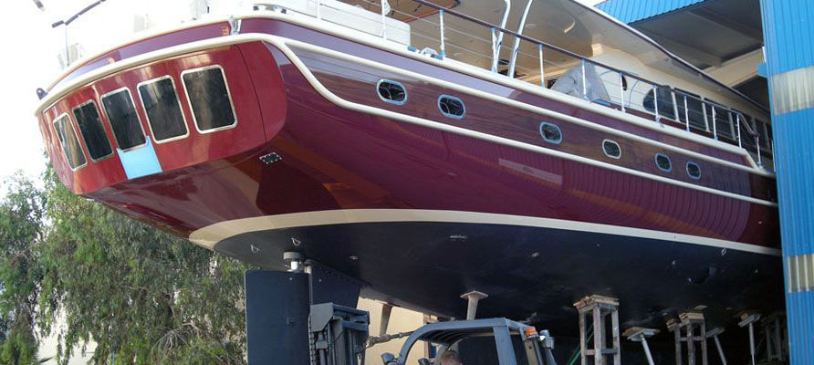 yachts constructions master