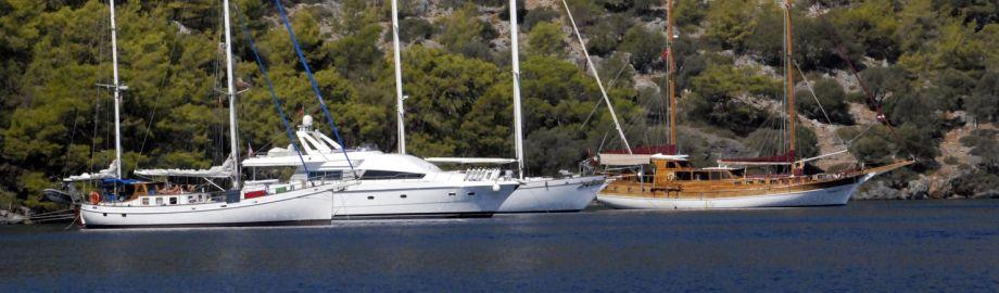 yachts charter marmaris